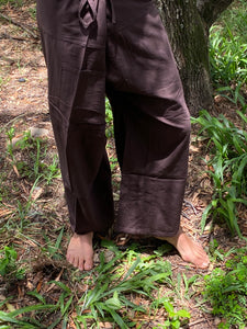 Fisherman's Pants-Long