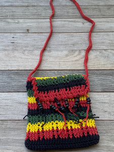 Small Hand Made Crochet Bags