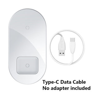 Wireless Chargepad For iPhone & Airpods