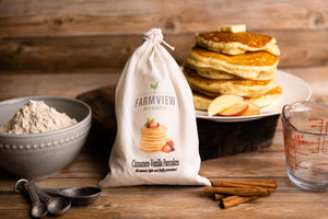 Farmview Cinnamon Vanilla Pancake Mix