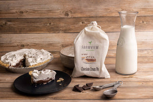 Farmview Chocolate Cream Pie Mix
