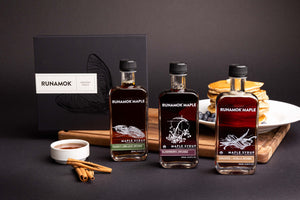 Runamok Infused Maple Syrup Collection