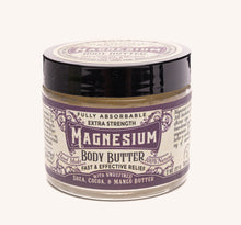 Load image into Gallery viewer, Roots & Leaves Magnesium Body Butter
