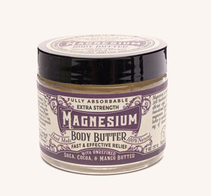 Roots & Leaves Magnesium Body Butter