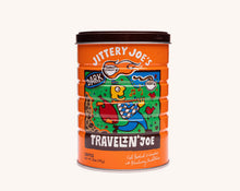 Load image into Gallery viewer, Jittery Joes Travelin' Joe Coffee