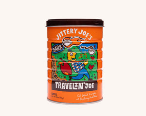 Jittery Joes Travelin' Joe Coffee