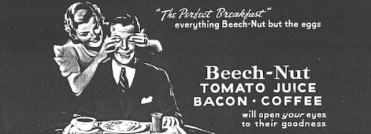 Image result for beech nut bacon ad
