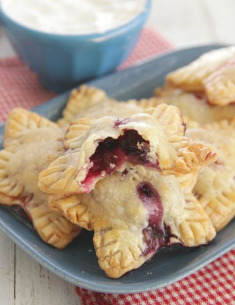 berry-filled recipes