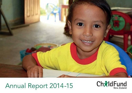 2015 Annual Report ChildFund