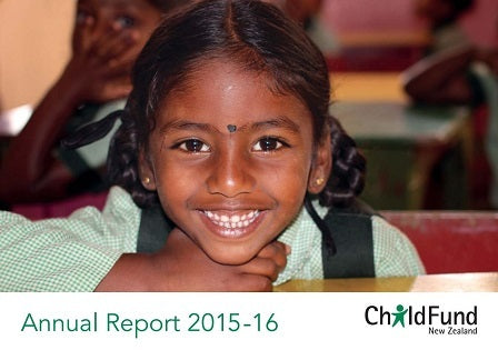 2016 Annual Report ChildFund