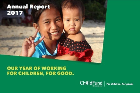 ChildFund New Zealand 2017 Annual Report