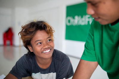 Leave a gift to ChildFund in your Will.