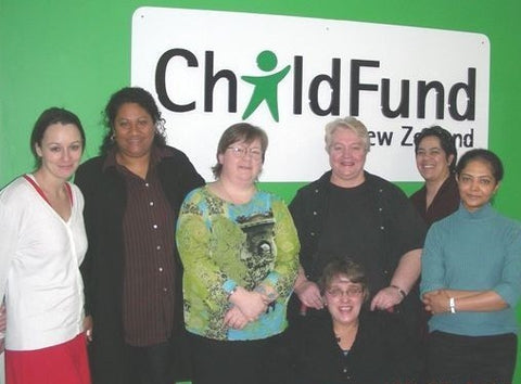 Lee has been working at ChildFund for 18 years