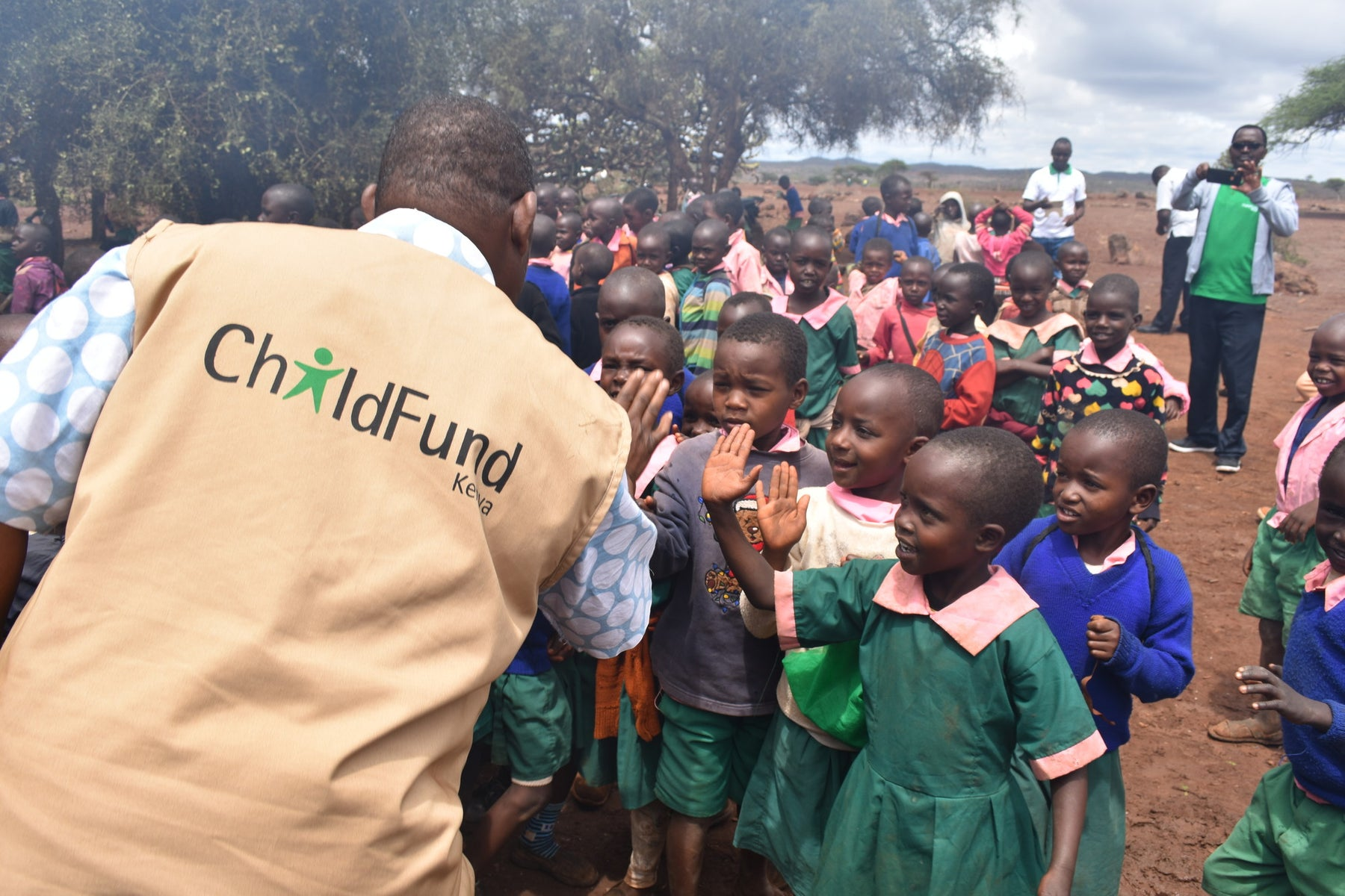 ChildFund Kenya Partnerships