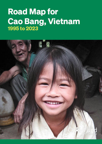 ChildFund Vietnam Road Map for Cao Bang