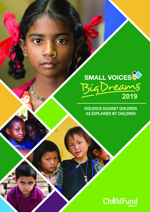 ChildFund Alliance - Small Voices Big Dreams 2019