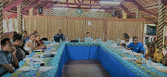 ChildFund Tokspot planning day in the Solomon Islands