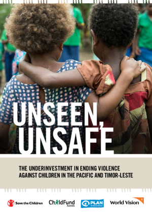 Unseen Unsafe ChildFund Alliance Australia 2019