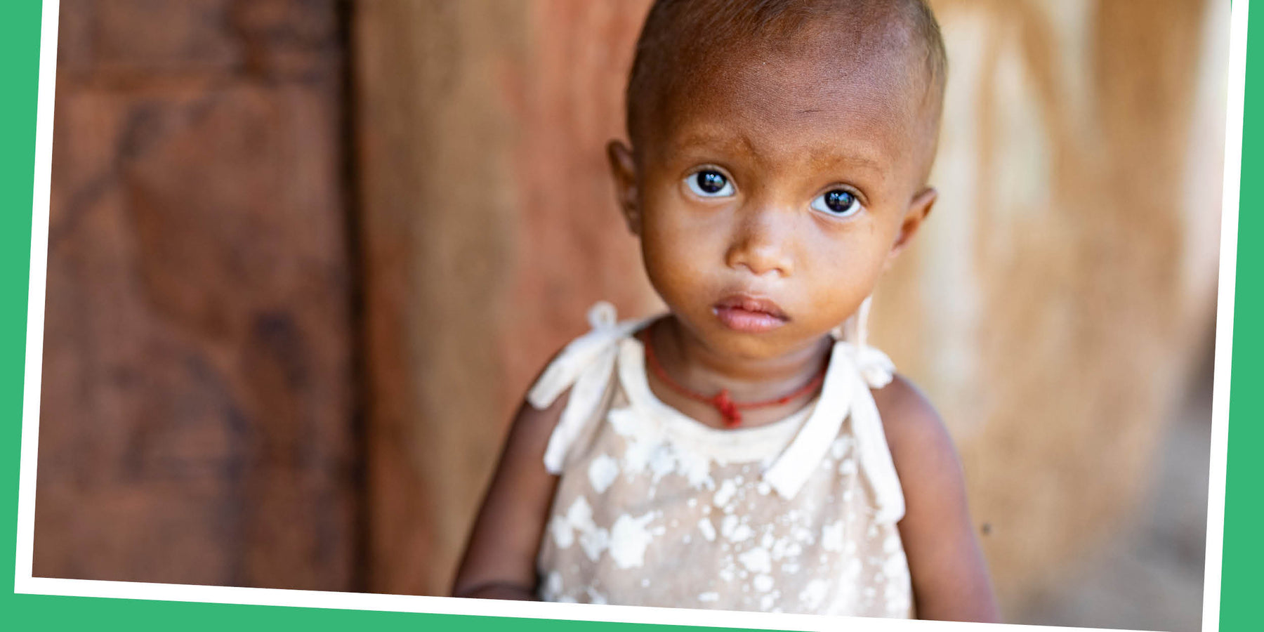 Help hungry children this Christmas with ChildFund