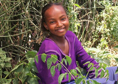 Help children with lifesaving garden gifts