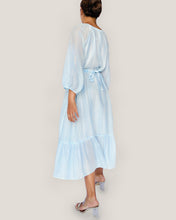 Load image into Gallery viewer, THE TIANA DRESS - Ocean Blue