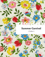 Load image into Gallery viewer, The Doris Dress in Summer Carnival