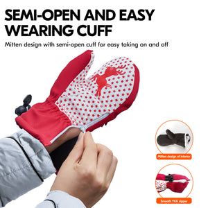 Vgo 10Pairs Nitrile Coating Gardening and Work Gloves (Hi-vis Green,  NT2110-F)
