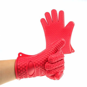 GUANTES DE SILICONA | Red Hands