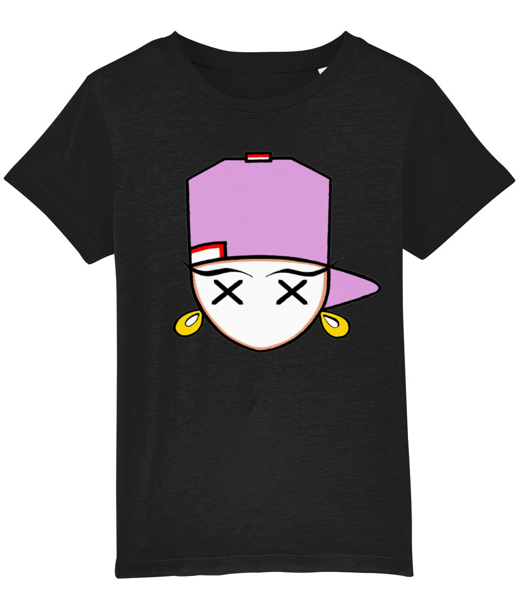 kids t'shirt Mini Creator 15 plum girl