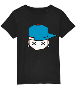 kids t'shirt Mini Creator 02 original blue cap