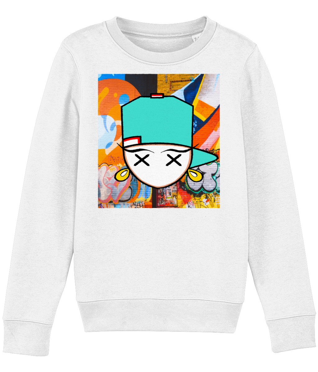 kids sweatshirt Mini Changer 24gg