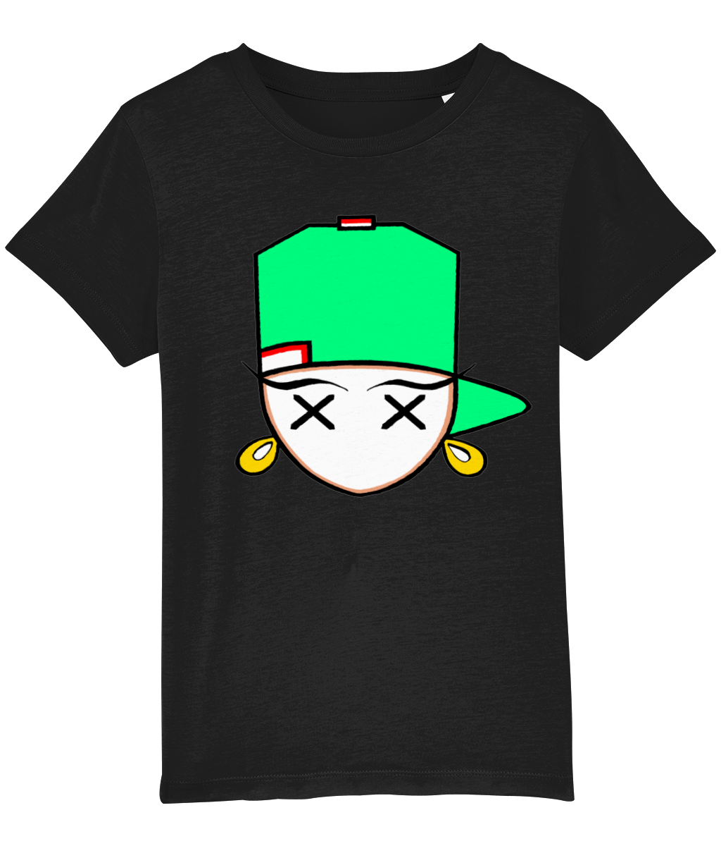 kids t'shirt Mini Creator 17 spring green girl