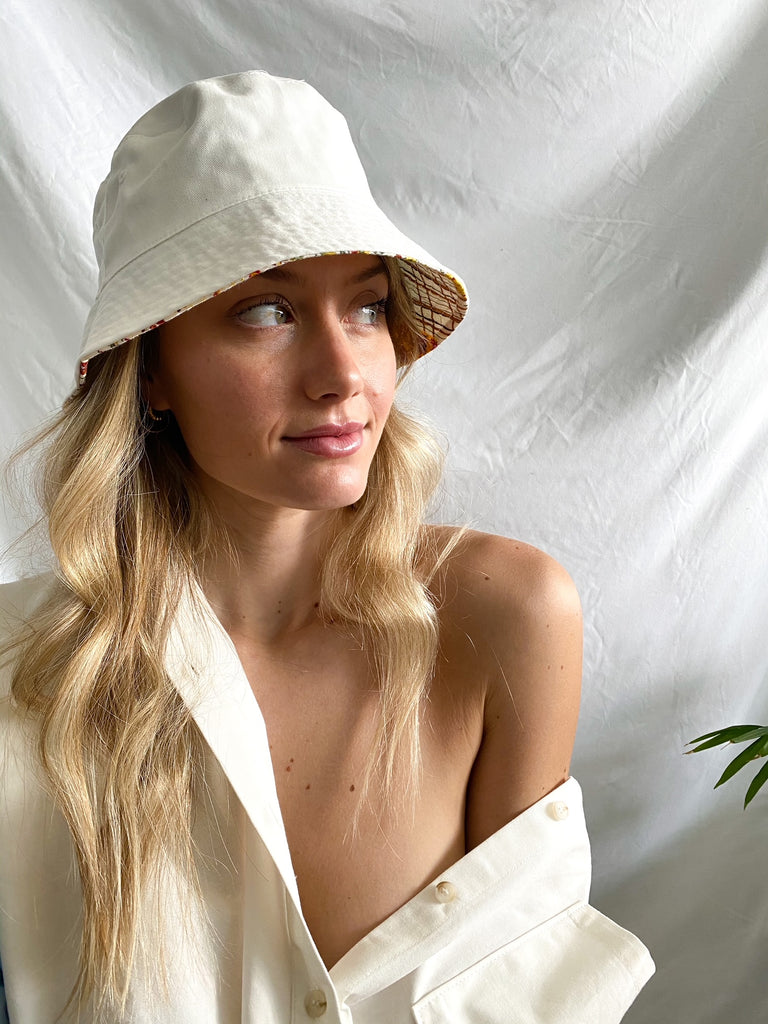 Fiona Reversible Bucket Hat