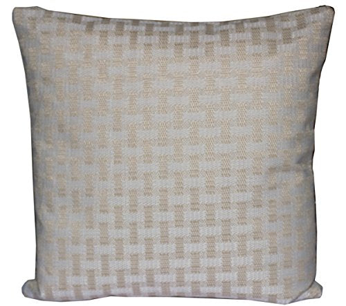"Beautiful Check Design Print 16 "" x 16 "" Cushion Cover Pillow for Sofa Bed"