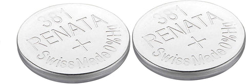Renata Single Watch Battery Swiss Made Renata 381 or SR1120SW Or AG8 1.5V