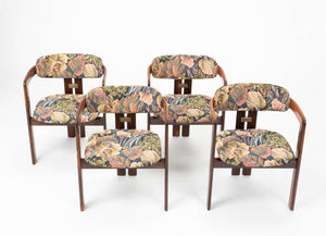 Set of Four Augusto Savini 'Pamplona' Chairs