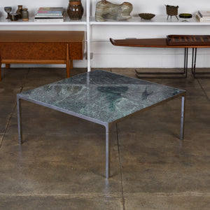 Nicos Zographos Marble Coffee Table