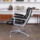 Eames Time Life Lobby Chair for Herman Miller