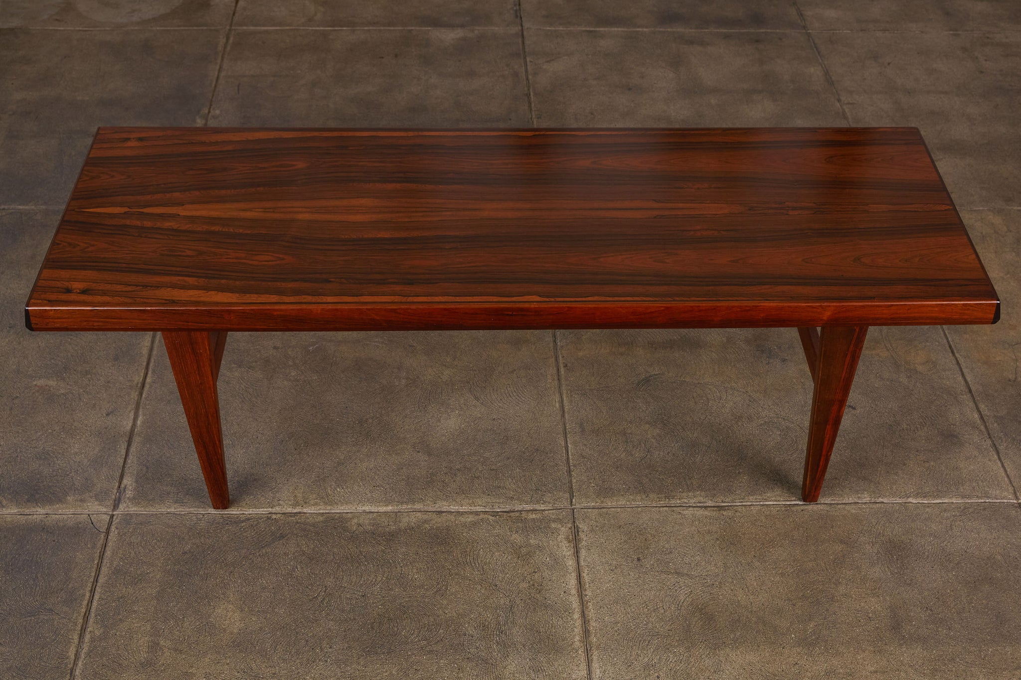 Niels Bach Rosewood Coffee Table