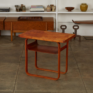 Alvar Aalto Two Tier Side Table