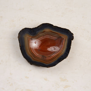 ON HOLD ** Brazilian Agate Catchall