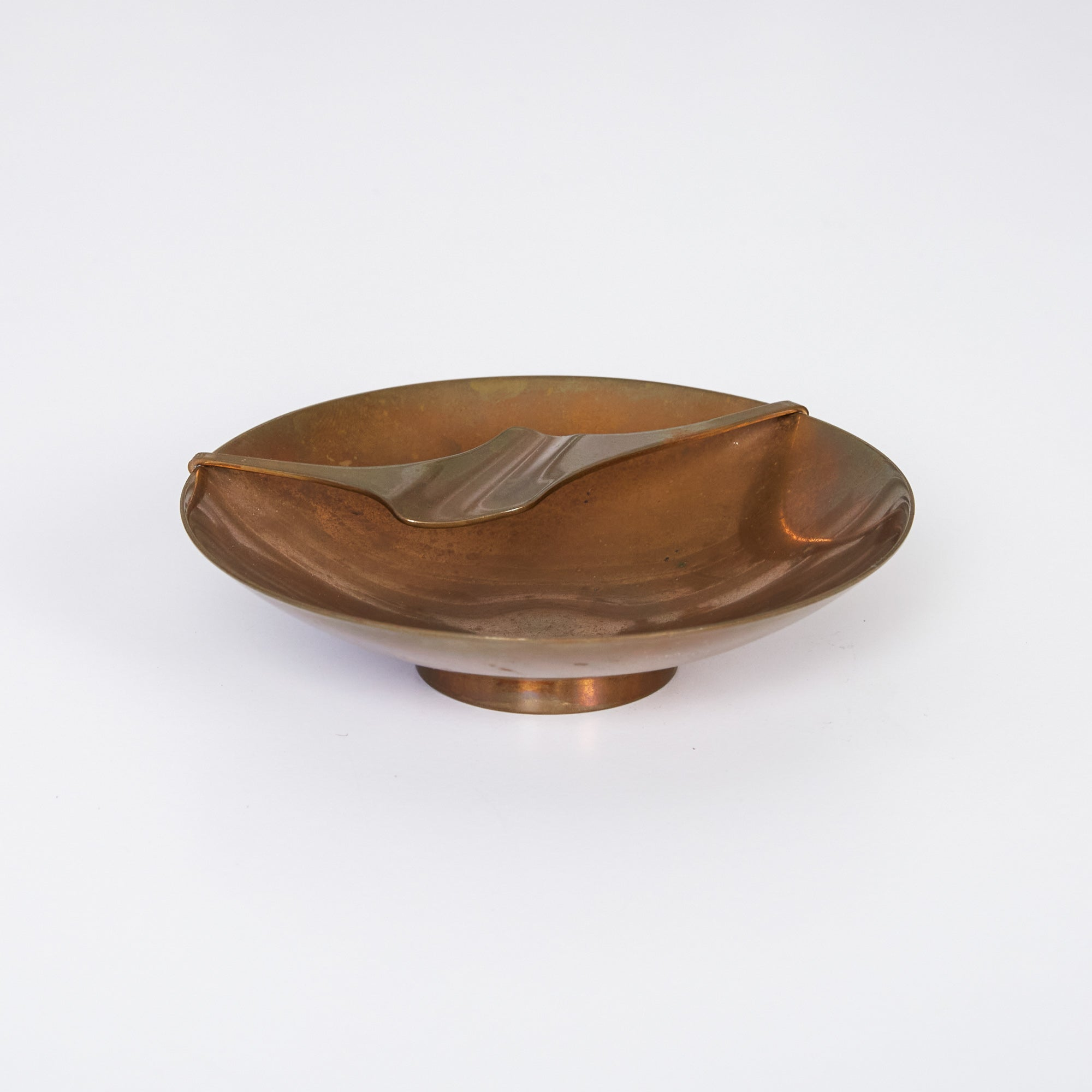 John Prip & Ron Hayes Pearson Bronze Ashtray