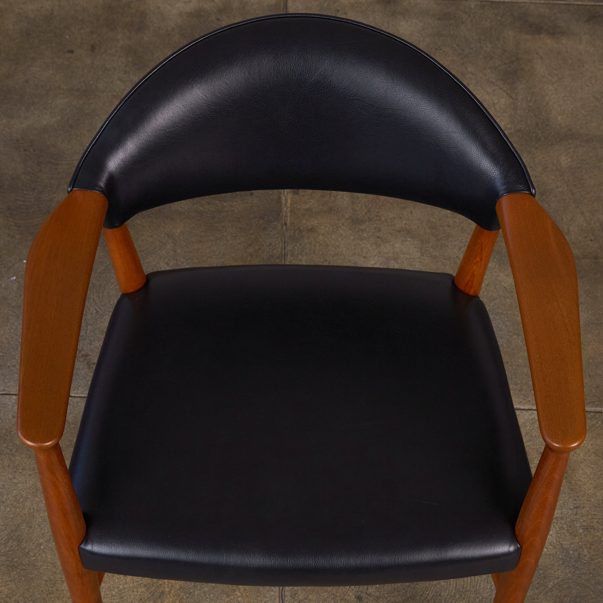 Armchair by Ejnar Larsen and A. Bender Madsen