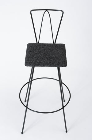 Frederick Weinberg Style Wire Bar Stool