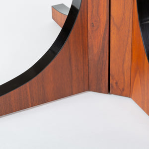 John Kapel for Glenn of California Walnut Dining Table