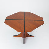 Glenn of California Walnut Dining Table by John Kapel