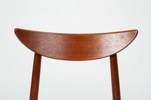 Single Dining Chair by Harry Østergaard for Randers Møbelfabrik