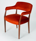 Pair of Armchairs by J.G. Furniture Co.
