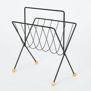 Tony Paul Wire Magazine Rack