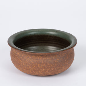 Studio Pottery Stoneware Bowl with Handle